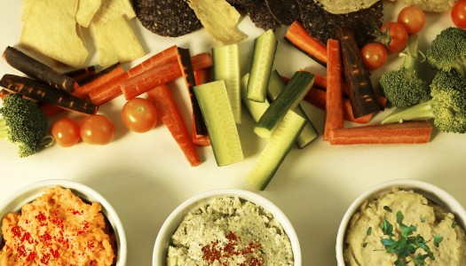 3 Easy-Peazy Party Dips